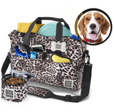Day Away Tote Bags ~ Animal PrInt - Le Pet Luxe