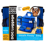 Week Away Tote Bag ~ (Small Dogs) - Le Pet Luxe