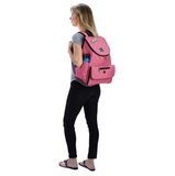Weekender Backpack ~ Pink (All Size Dogs) - Le Pet Luxe