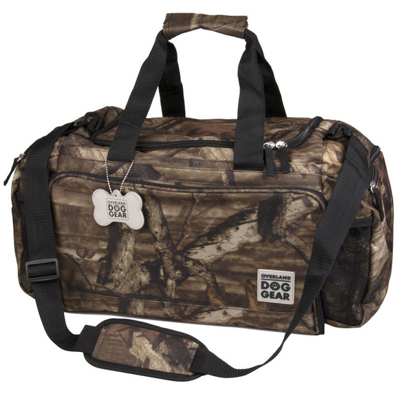Ultimate Week Away Duffle Bag ~ Camo - le-pet-luxe