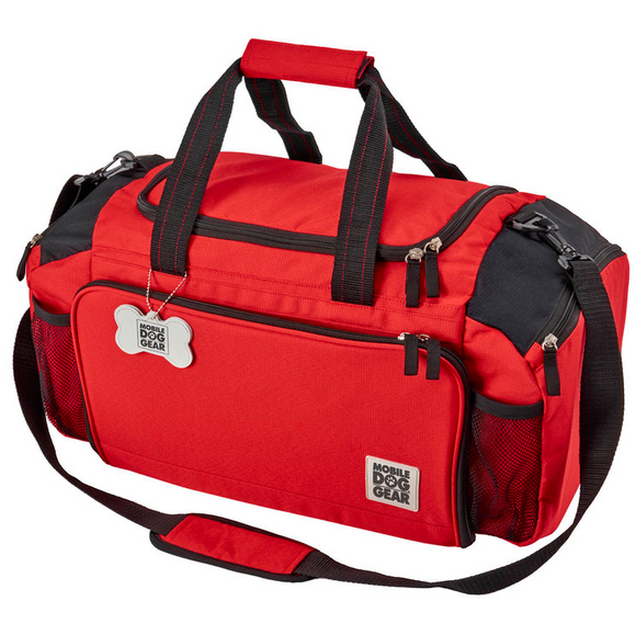 Ultimate Week Away Duffle Bag ~ Red - le-pet-luxe