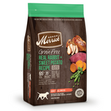Merrick Grain Free Real Rabbit and Sweet Potato Recipe - Le Pet Luxe