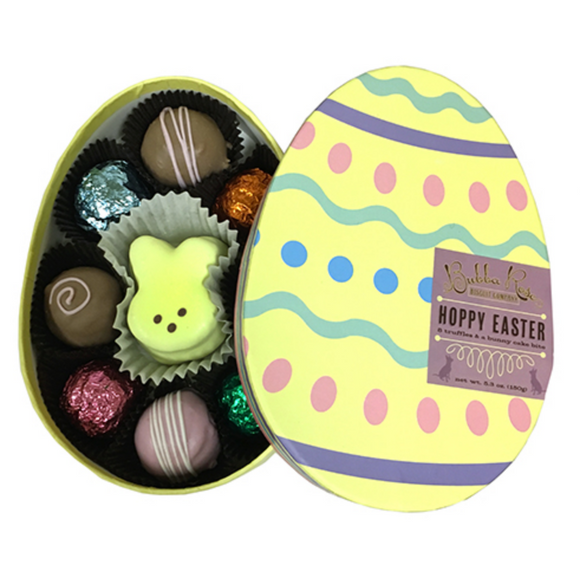 Easter Egg Box - Le Pet Luxe