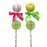 Easter Cake Pops - Le Pet Luxe