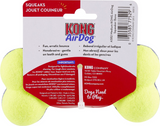 KONG AirDog Squeaker Bone Dog Toy - Le Pet Luxe