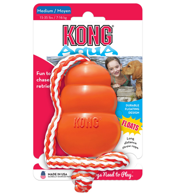 KONG Aqua Dog Toy - Le Pet Luxe
