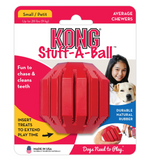 KONG Stuff a Ball Dog Toy - Le Pet Luxe