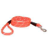 Reflective Rope Leash ~ Green - Le Pet Luxe