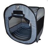 K9 Sport Shack Pop-Up Dog Tent - Le Pet Luxe
