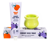 Beef Liver & Pumpkin Creamy Treat - Le Pet Luxe