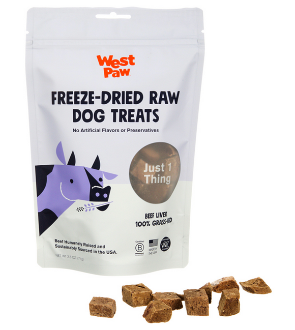Beef Liver Single Ingredient Dog Treat - Le Pet Luxe