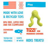 Tizzi Dog Toy - Le Pet Luxe