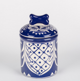Mexican Ceramic Bowls & Treat Jars - Le Pet Luxe