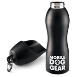 Stainless Steel Dog Water Bottles, 25 Oz - Le Pet Luxe