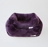 Bella Dog Beds - Silver - Le Pet Luxe