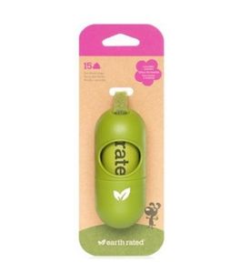 Earth Rated DISPENSER (Case of 48) ~ Scented - Le Pet Luxe