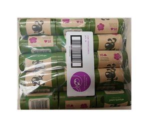 Earth Rated Single Rolls (30 Rolls) ~ Scented - Le Pet Luxe