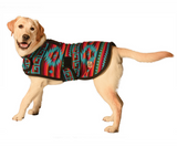 Desert Rose Dog Blanket Coat - Le Pet Luxe