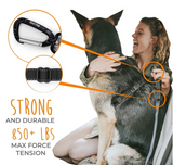 Safety Belt ~ Dog Car Safety Belt - Le Pet Luxe