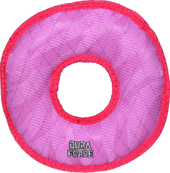 Ring Dog Toy, Large ~ Pink - Le Pet Luxe