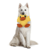 MIGHTY- Microfiber Ball Duck - Le Pet Luxe