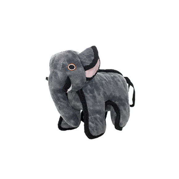 Tuffy® Zoo: Elephant - Le Pet Luxe