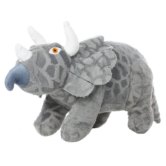 Mighty® Dinosaurs: Triceratops - Le Pet Luxe