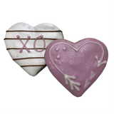 Love Hearts (Case of 12) Dog Treats - Le Pet Luxe