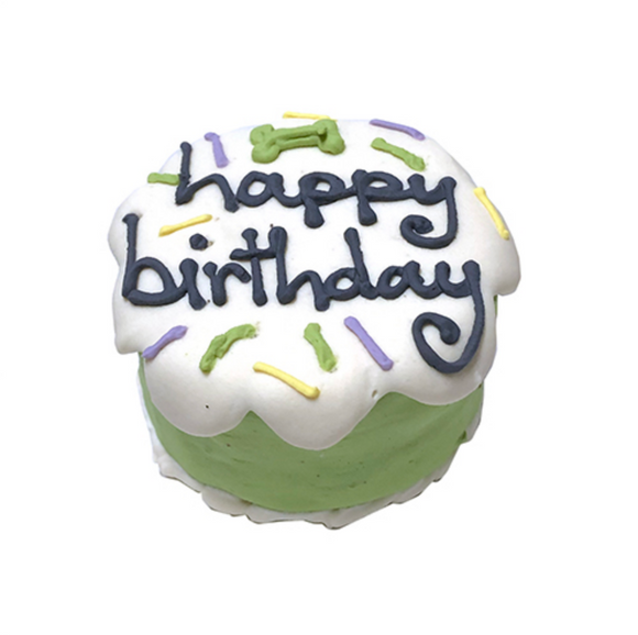 Dog Birthday Baby Cake ~ Unisex - Le Pet Luxe