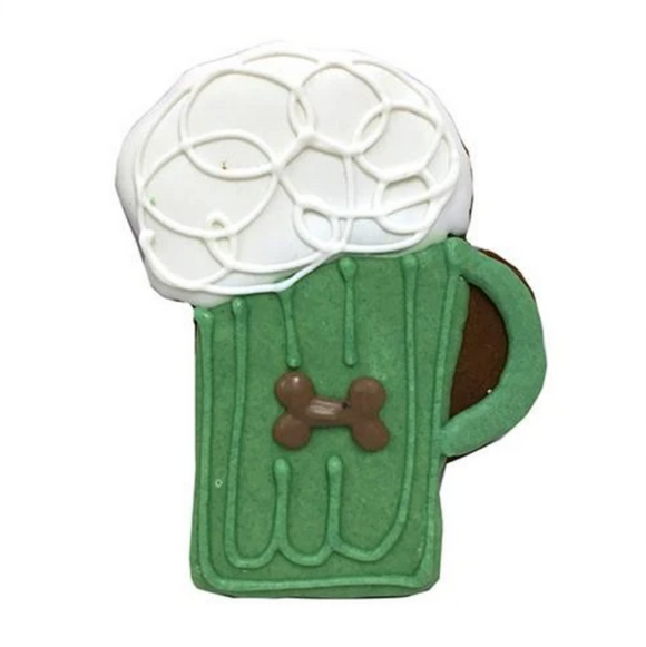 Green Beer Mug (Case of 12) - Le Pet Luxe