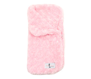 Snuggle Pup Sleeping Bag Dog Blanket ~ Pink - Le Pet Luxe
