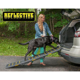 Travel Lite Tri-Fold Reflective Pet Ramp - Le Pet Luxe