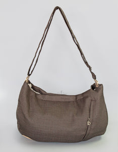 Vienna Luxury Messenger Sling Truffle - Le Pet Luxe