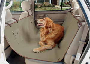 Waterproof Hammock Pet Car Seat Cover - Le Pet Luxe