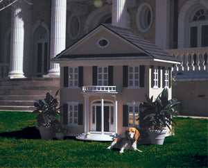 La Petite Maison Custom Mansion Dog House - Le Pet Luxe