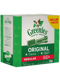 GREENIES™ Original Regular Dog Dental Treats - Value Pack - Le Pet Luxe