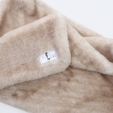 Teddy Bear Dog Blanket - Le Pet Luxe