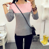 2018 Sweater Women Fashionable Sweater High Elastic Knitted Split Women Sweaters Pullovers Female Tricot Jumper Femme SW542-lilugal