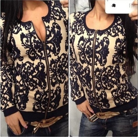 Free Ship 2016 Autumn Winter Women Fashion Flower Kintted Sweater Cardigans Long Sleeve Sweet Jacket Sweaters One Size Fits All-lilugal