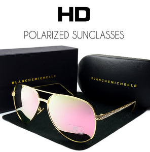 Women  Pilot Sunglasses Women Polarized UV400