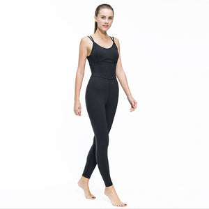 Fitness Women Yoga Jumpsuit Gym Quick Dry Sportswear