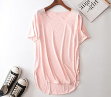 Charger l'image dans la galerie, Cotton Summer Loose Women T-shirt