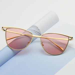 Womenr Cateye Sunglasses