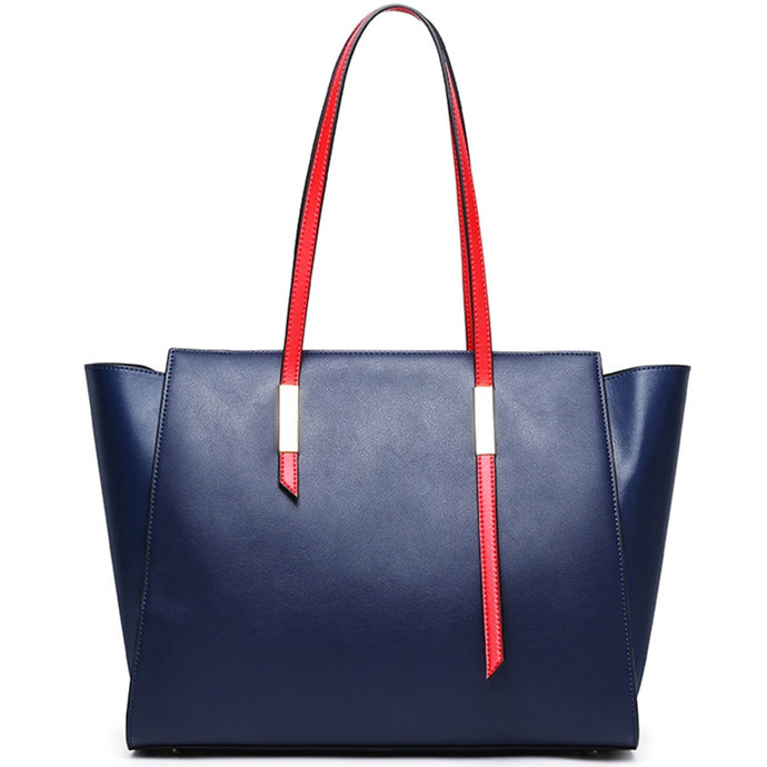 Women Office Genuine Leather Bags
