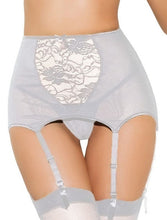 Charger l'image dans la galerie, Lingerie high waist Lace stocking Belt