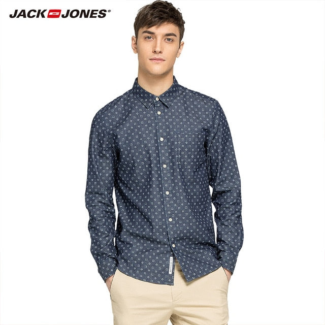 Men Casual Cotton shirts