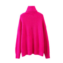 Charger l'image dans la galerie, Women Stylish Oversized Knitted Sweater
