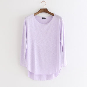 Women 100% Cotton tee shirt