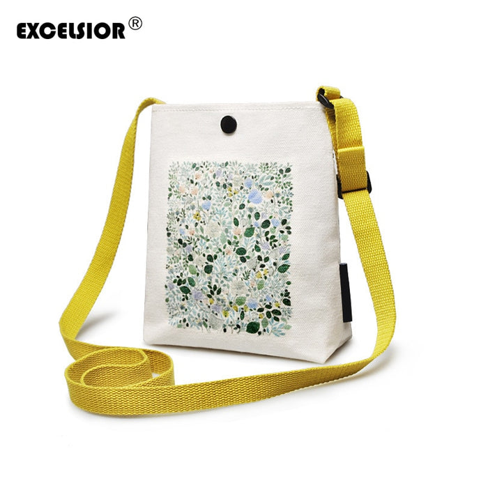 Fresh Canvas Women's Shoulder Bag