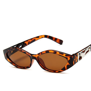 Women new Small frame vintage sunglasses